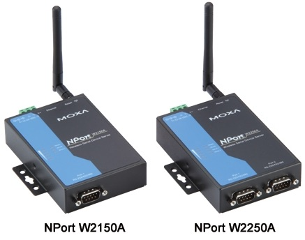 NPort W2000A Series by MOXA