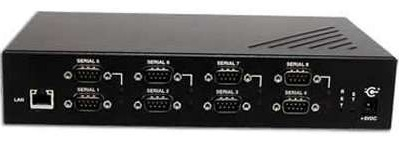 8-port Serial Device Server ESE-400D