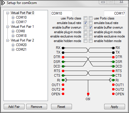 virtual serial port driver pro 9.0 registration code